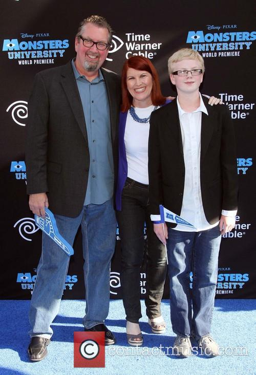 Kate Flannery and Chris Haston 1