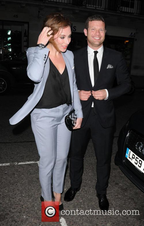 Dermot O'leary and Dee Koppang 5