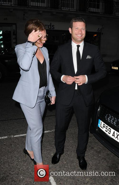 Dermot O'leary and Dee Koppang 7