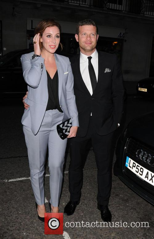 Dermot O'leary and Dee Koppang 8