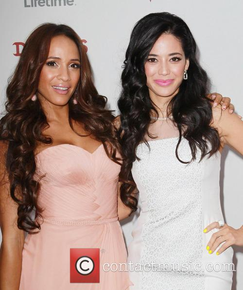 Dania Ramirez and Edy Ganem 6