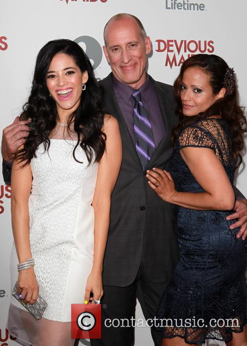 Edy Ganem, Alex Fernandez and Judy Reyes 3