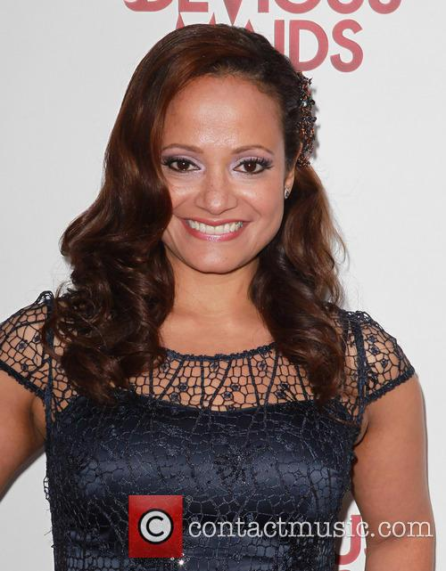 judy reyes devious maids premiere party 3724657