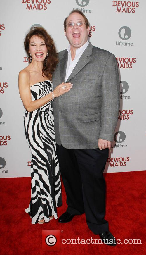 Susan Lucci and Marc Cherry 2