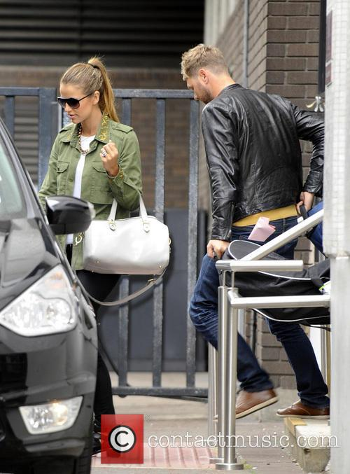 Vogue Williams and Brian Mcfadden 2