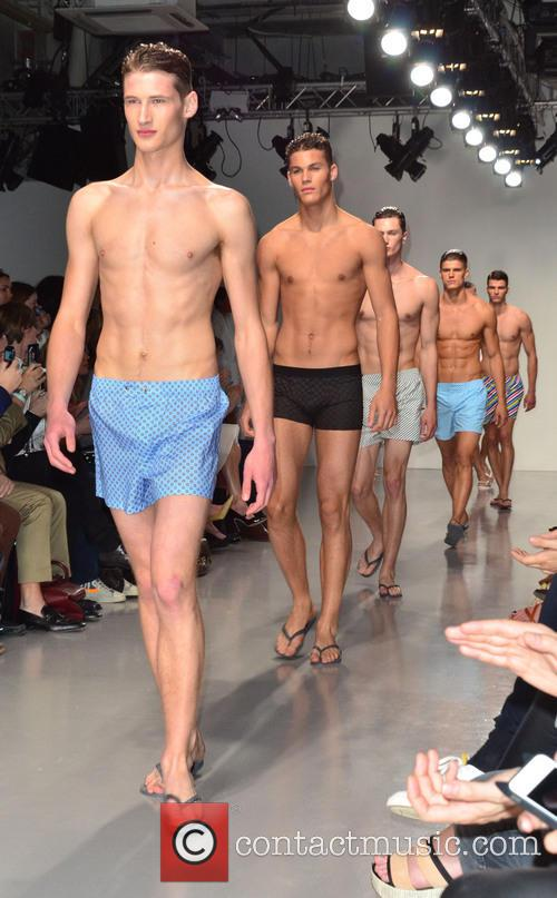 London Collections Men SS14 - Jonathan Saunders