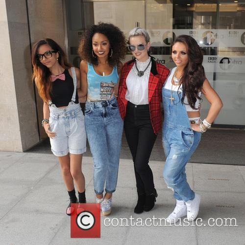jade thirlwall leigh anne pinnock perrie edwards jesy nelson celebrities outside 3725017
