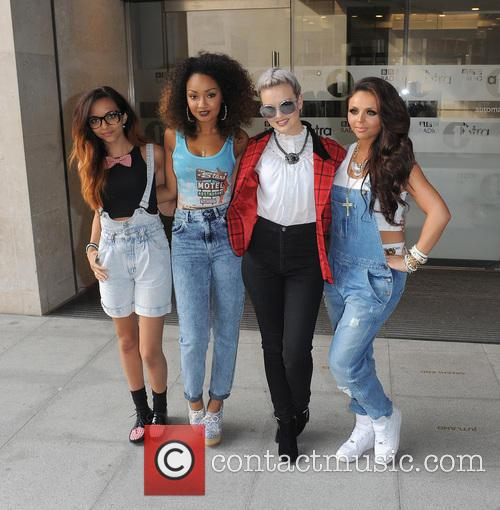 Jade Thirlwall, Leigh-Anne Pinnock, Perrie Edwards and Jesy Nelson 5