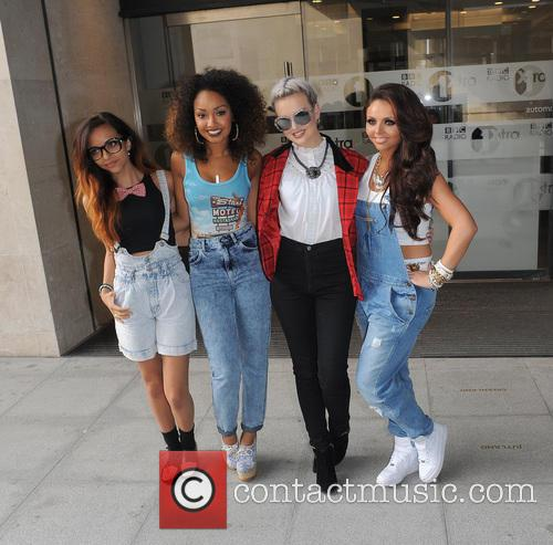Jade Thirlwall, Leigh-Anne Pinnock, Perrie Edwards and Jesy Nelson 1