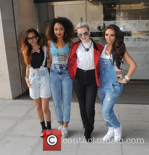 Jade Thirlwall, Leigh-Anne Pinnock, Perrie Edwards, Jesy Nelson