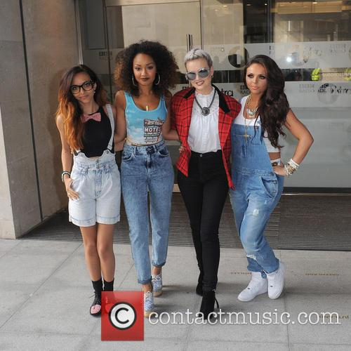 Jade Thirlwall, Leigh-Anne Pinnock, Perrie Edwards and Jesy Nelson 7