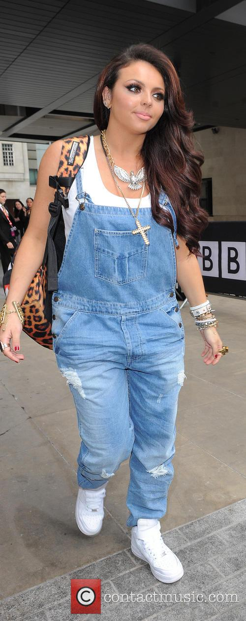 jesy nelson celebrities outside the bbc radio 3725046