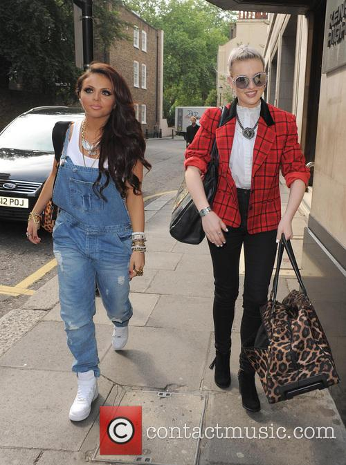 Jesy Nelson and Perrie Edwards 3