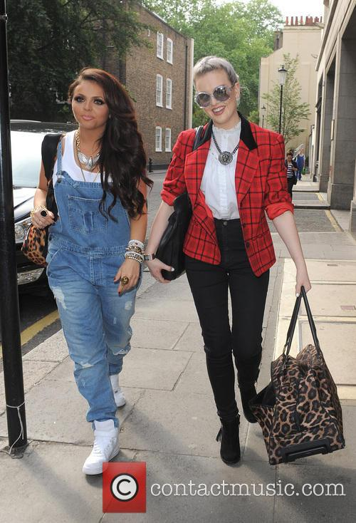 Jesy Nelson and Perrie Edwards 4