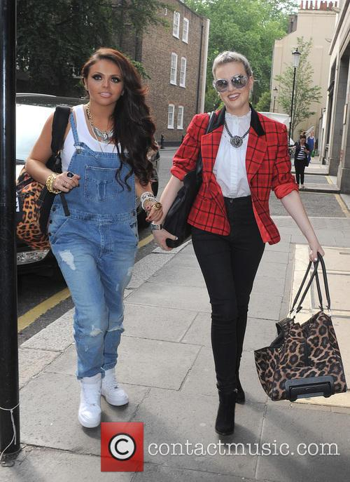 Jesy Nelson and Perrie Edwards 5