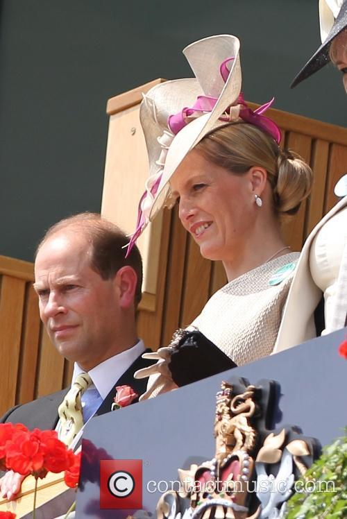 Prince Edward, Earl Of Wessex, Sophie and Countess Of Wessex 1