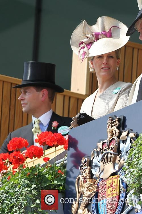 Prince Edward, Earl Of Wessex, Sophie and Countess Of Wessex 3
