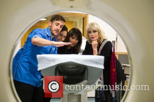 Joanna Lumley and Arlene Phillips 2