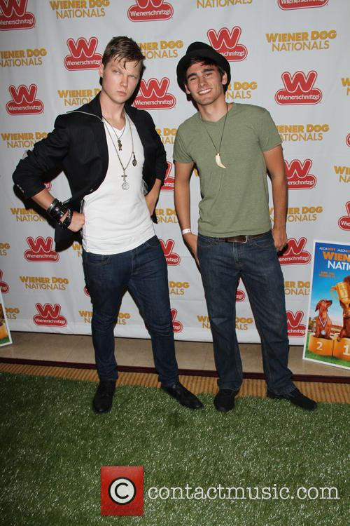 Austin Anderson and Daniel Romer 1