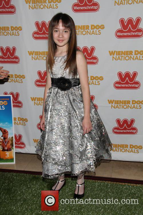madison mier premiere of wiener dog nationals 3725646