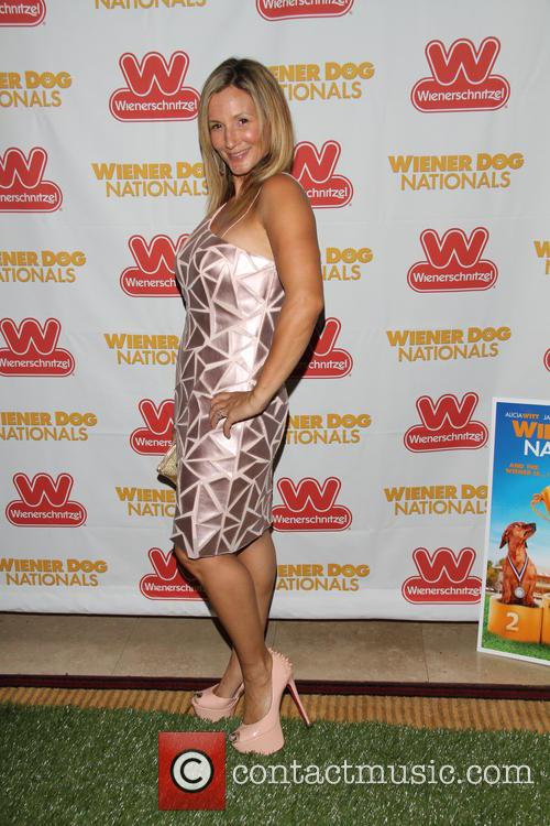 sarah farooqui premiere of wiener dog nationals 3725642