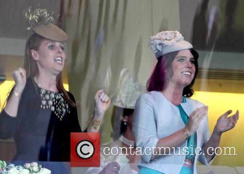 Princess Beatrice and Princess Eugenie 1