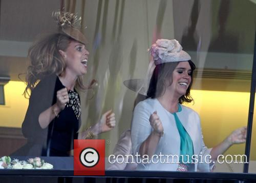 Princess Beatrice and Princess Eugenie 5