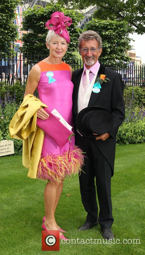 Eddie Jordan and Marie Jordan 9