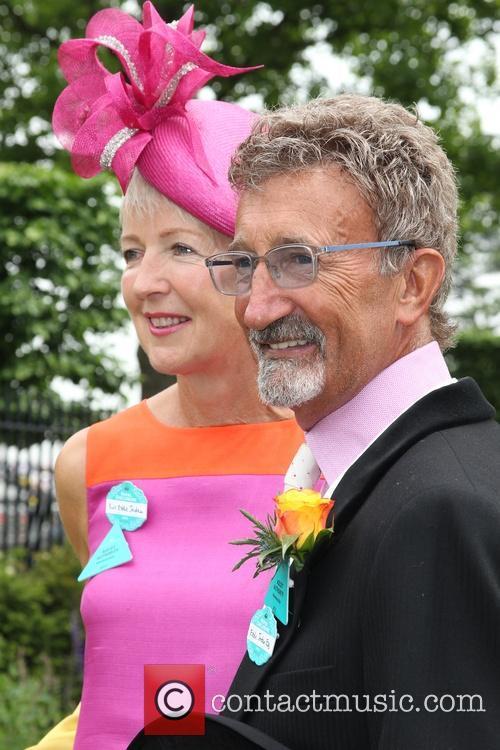 Eddie Jordan and Marie Jordan 11