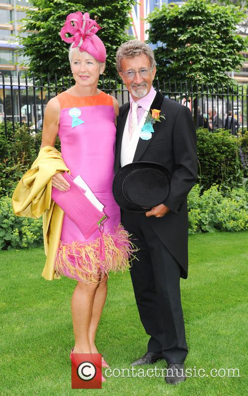 Eddie Jordan and Marie Jordan 7