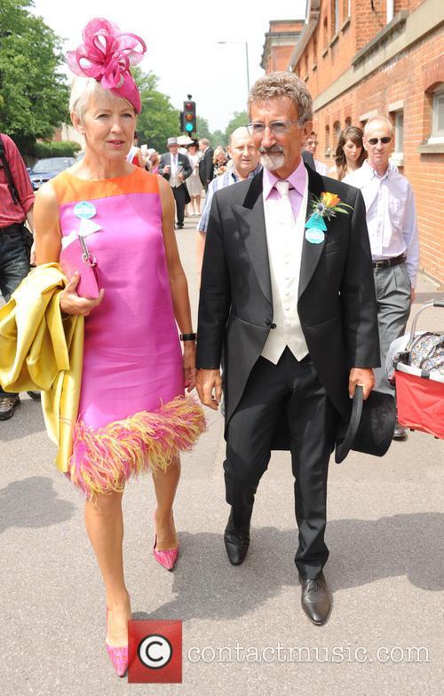 Eddie Jordan and Marie Jordan 1
