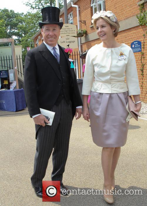 Viscount Linley and Serena Armstrong Jones 2