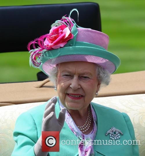 queen elizabeth ii day two of royal 3725897