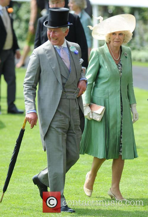 Camilla, Duchess Of Cornwall, Charles and Prince Of Wales 2