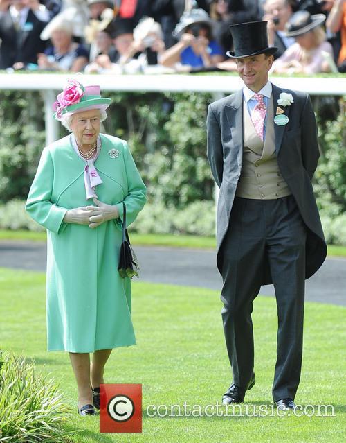Queen Elizabeth II, Lord Dalmeny, Royal Ascot