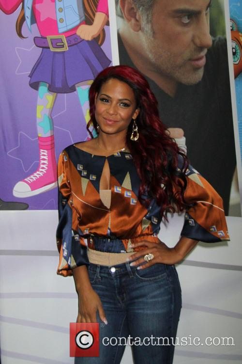 christina milian licensing expo day 2 at 3726306