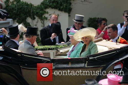 Queen Elizabeth Ii, Prince Charles, Prince Of Wales, Camilla and Duchess Of Cornwall 2