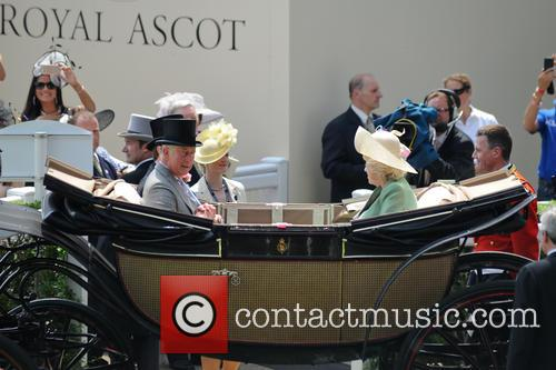 Queen Elizabeth Ii, Prince Charles, Prince Of Wales, Camilla and Duchess Of Cornwall 1