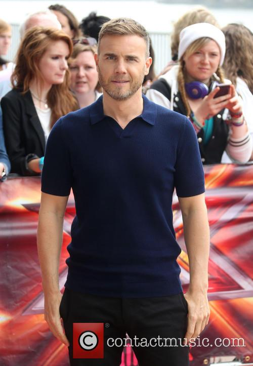 gary barlow the x factor london auditions 3725557