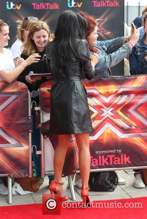 nicole scherzinger x factor auditions 3725873