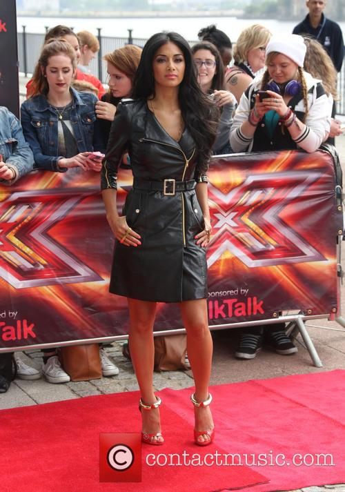 nicole scherzinger x factor auditions 3725500