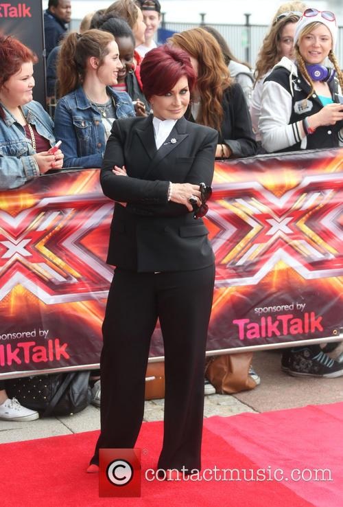 Sharon Osbourne, The X Factor
