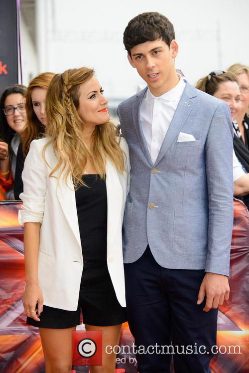 Caroline Flack, Matt Richardson, The X Factor