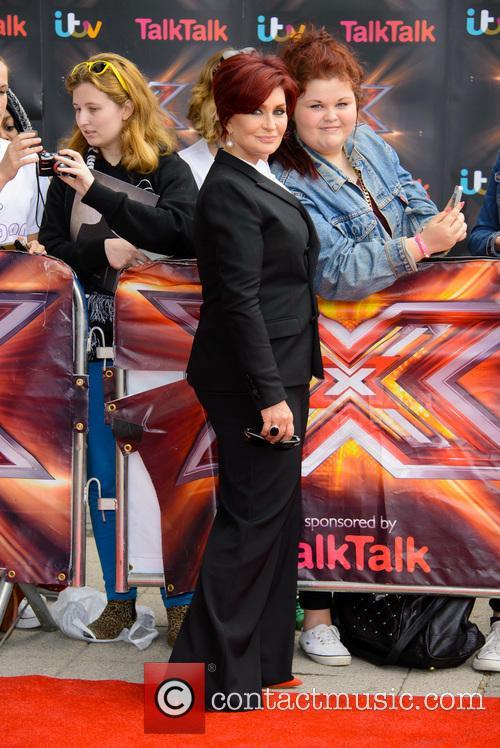 sharon osbourne the x factor london auditions 3726437