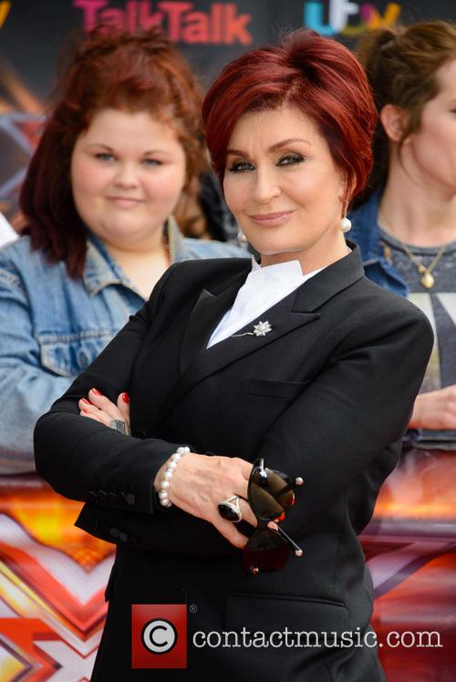 sharon osbourne the x factor london auditions 3726440