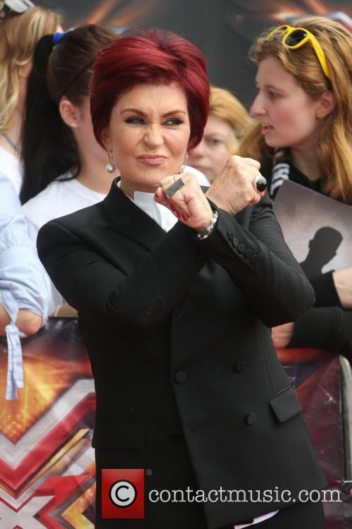 sharon osbourne the x factor london auditions 3725495