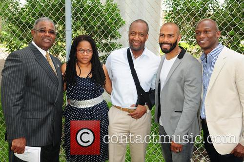 ABFF unveiling of the Miami Film Life Center
