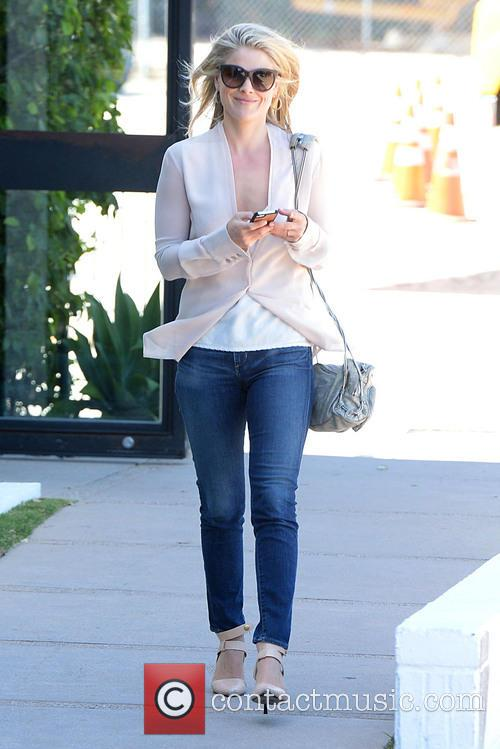 Ali Larter Shopping In West Hollywood