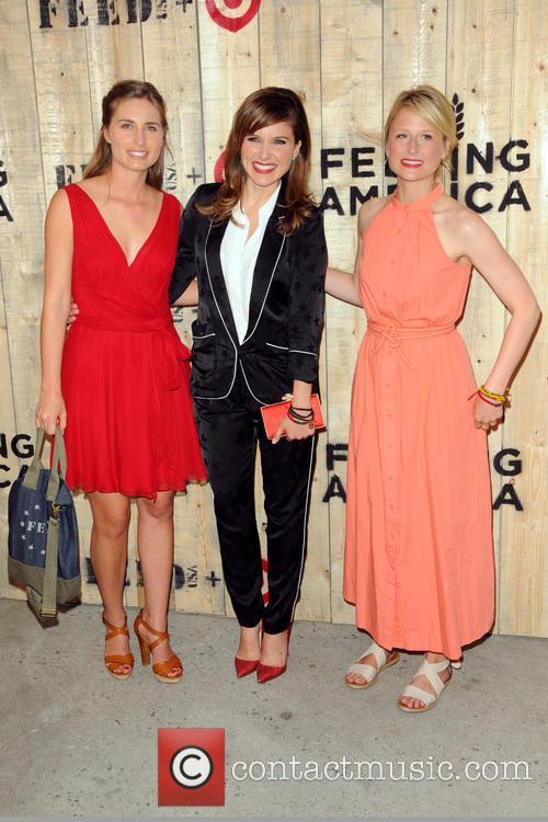 Lauren Bush Lauren, Sophia Bush and Mamie Gummer 2