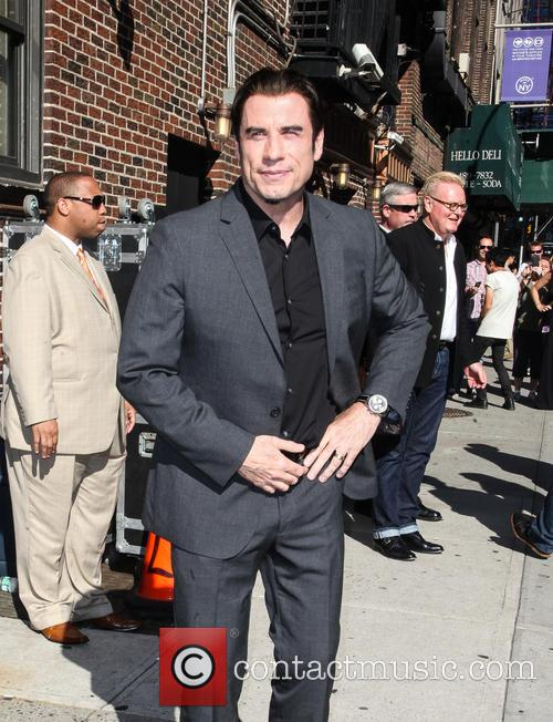john travolta late show with david letterman 3726501